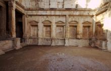 Hornacinas laterales