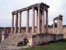 Templo de Juno Caelestis