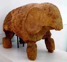 Escultura del elefante
