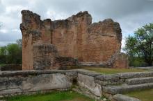 Vista templo
