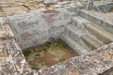 Detalle mosaicos